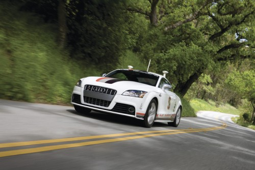 Nevada Grants Audi License to Operate Self-Driving Cars