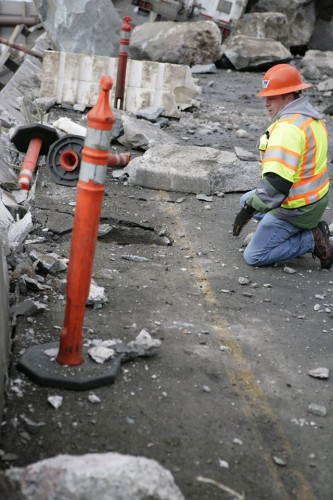 CDOT Reroutes Some I-70 Traffic Due to Rockfalls
