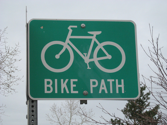 Completed Boulder-Denver Bike Path Helps Commuting Cyclists