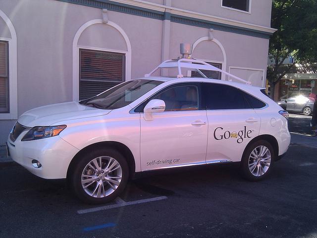 Software Refined After Minor Google Autonomous Driving Accident
