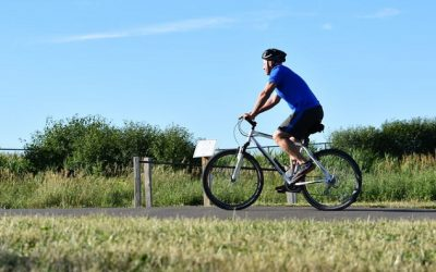 Being Careful as You Are out Walking or Biking Is More Important Than Ever
