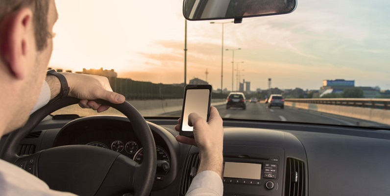 Dangers of Distracted Driving Auto Accidents in Denver, Colorado