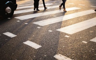 Left Behind Campaign Alerts Walkers and Drivers to Pedestrian Safety